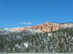Gorgeous view in Southern Utah